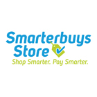 The Smarterbuys store, shop smarter pay smarter logo